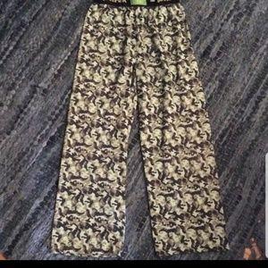 Other - 📍SOLD📍Boys Shrek Pajama bottoms